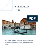 La Carta de Venecia