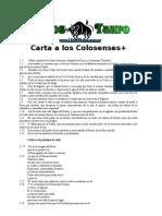 Anonimo - Nuevo Test Amen To 22 Carta a Los Colosenses