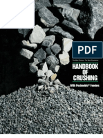 Handbook of Crushing 2003