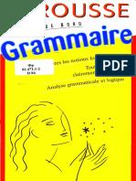 Larousse - Grammaire