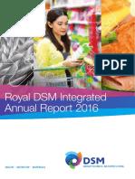 DSM Annual Report 2016