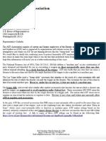 ATF Association Letter