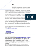 Resíduos Sólidos - PNRS