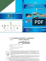 10. Plan Desarrollo Regional Concertado Cajamarca 2021