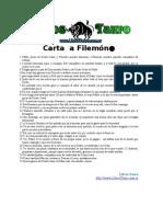 Anonimo - Nuevo Test Amen To 23 Carta a Filemon