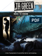 Delta Green Need to Know (8518298)