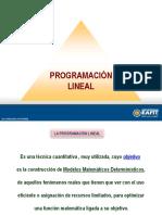 1-programacinlineal