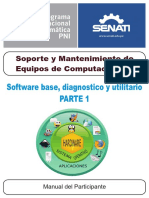 Software Base, Diagnostico y Utilitario 01