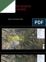 Carta Solar Hz.- Terreno