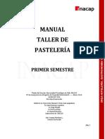 Manual Pastelería i