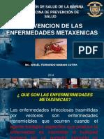 ENFERMEDADES METAXENICAS GENERALIDADES
