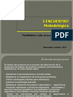 Charla Sobre Metodologia Orientaciones