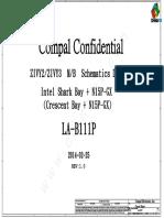 99d76 Compal LA-B111P
