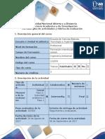 Guía de Actividades y Rúbrica de Evaluación - Paso 2_ Actividad Problema 1 Fase 1_ Foro Reconocimiento. 16-4 (1)