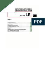 Lubricacion y Enfriamiento Sentra B13 E16S