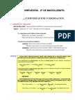 Oraciones Compuestas Coordinadas (2º-I)