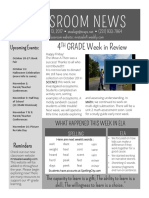 steele newsletter 10-13-17