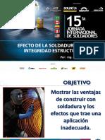 Presentacion Efecto de la soldadura en la Integridad Estructural.pdf