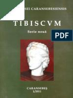 01. Tibiscum, Vol. 01-2011-Caransebes