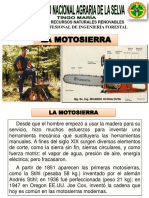 5.0 Motosierra