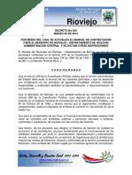 Manual de Contratacion 2014
