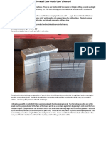 Dovetail Guide User Manual