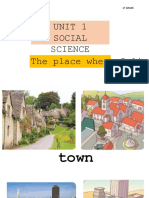 Unit 1.City and Town Ppt