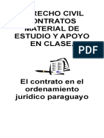 Manual de Derecho Civil Contratos 2017