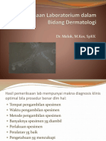 Teknik Pengambilan Sampel Pemeriksaan Laboratorium Dalam Bidang Dermatologi
