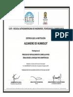 Certifica Do 1411