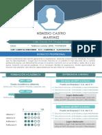 Curriculum Vitae Nemesio