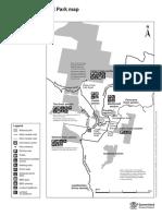 Tamborine Locality Map