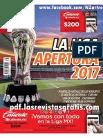 Record Liga Apertura 2017