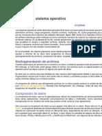 Utilerias Del Sistema Operativo