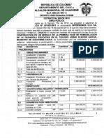 Contrato N⺠205 de 2013