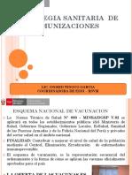Calendario de Vacunacion