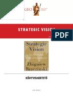 Pageo Konyvismerteto Strategic Vision
