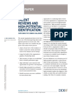 Talentreviewsandhighpotentialidentification Wp Ddi