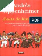 Basta de Historias Andres Oppenheimer PDF