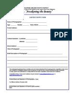 Photo Contest Form Tcm61-20919