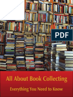 All About Book Collecting