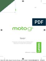 Manual MotoG5