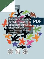 Gento Samuel - Tratamiento Educativo de La Diversidad en Las Dificultades Especificas de Aprendizaje