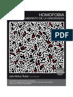 Homofobia e o Labirinto Da Ignorancia - 30p