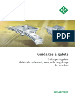 Guidage Galet Catalogue INA