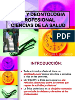 PPT Etica y Deontologia Profesional