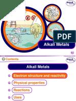 Alkali Metals(1)