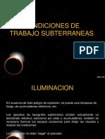 T.S02 Condiciones de trabajo subterraneo.ppt