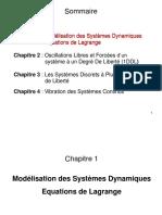 Chap1 Modélisation Lagrange