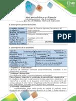 Guía Actividades y Rúbrica de Evaluación Fase 2-Caracterizar Conflictos Socio-Ambientales